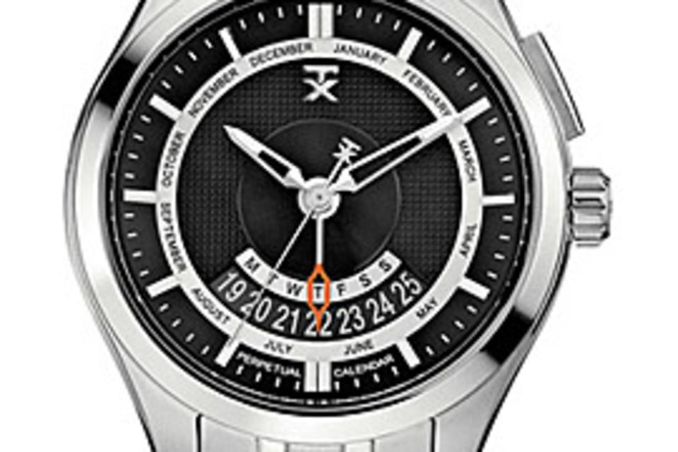 TX Technoluxury Perpetual Calendar Watch
