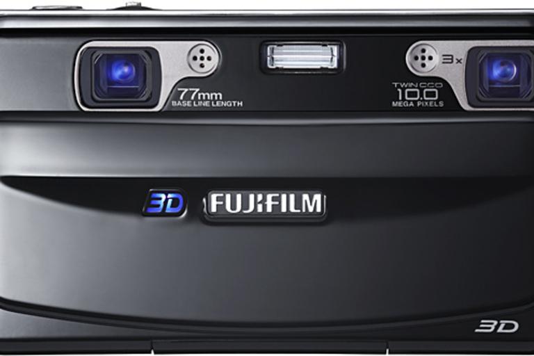 FujiFilm FinePix REAL 3D System