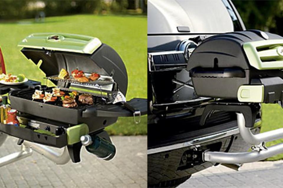 Margaritaville Portable Tailgate Grill