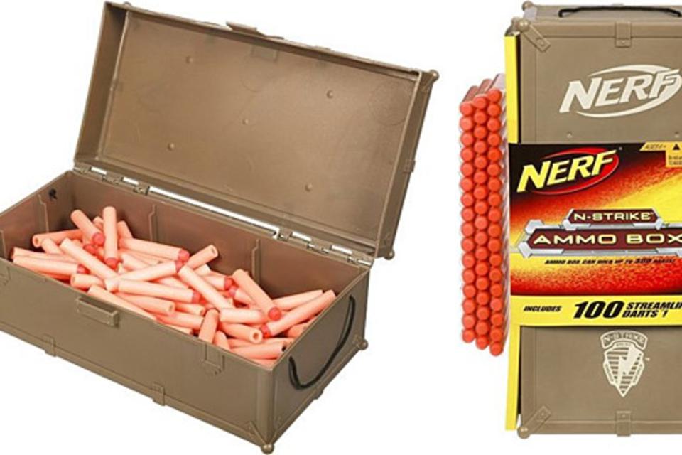 Nerf N-Strike Ammo Box