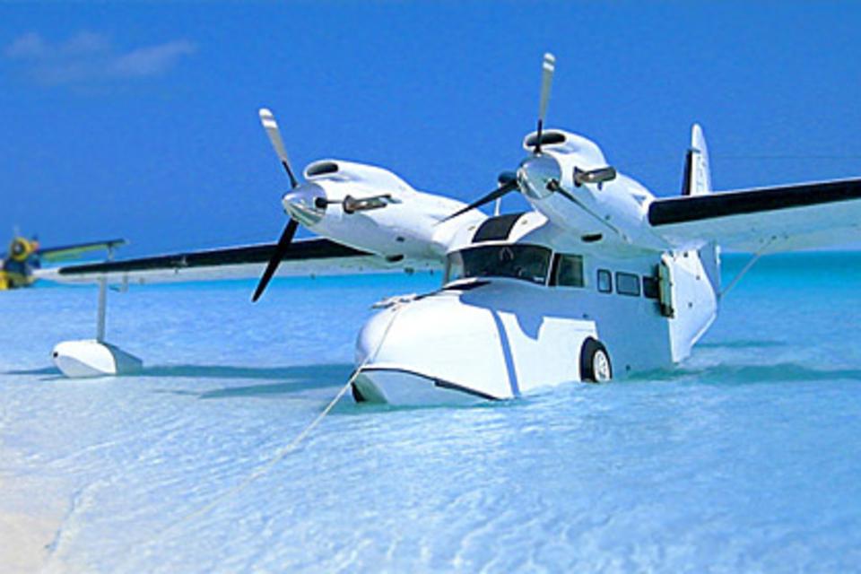 Antilles Seaplanes G-21 Super Goose