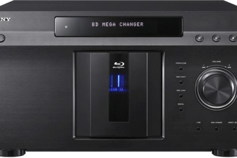 Sony 400-Disc Blu-ray MegaChanger