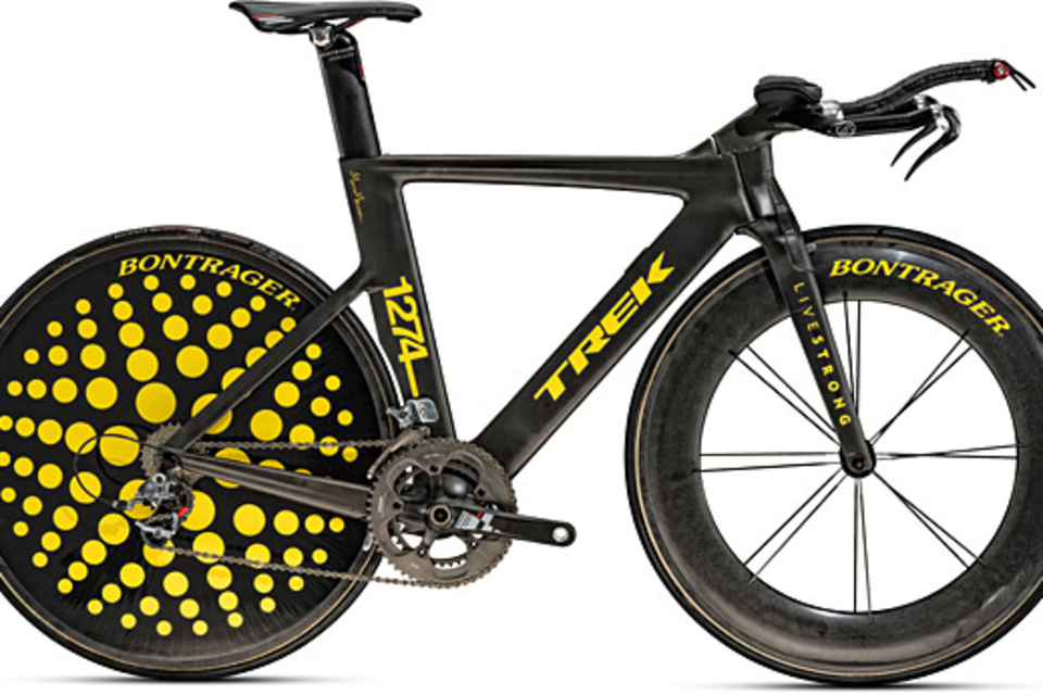 Trek Lance Armstrong Bikes of Stages