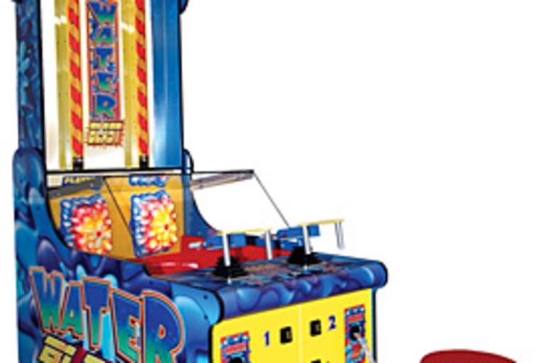 Water Blast Arcade Game