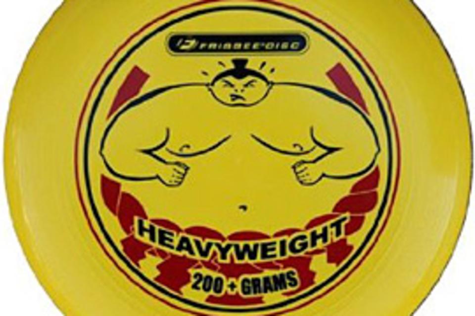 Wham-O Heavyweight Frisbee