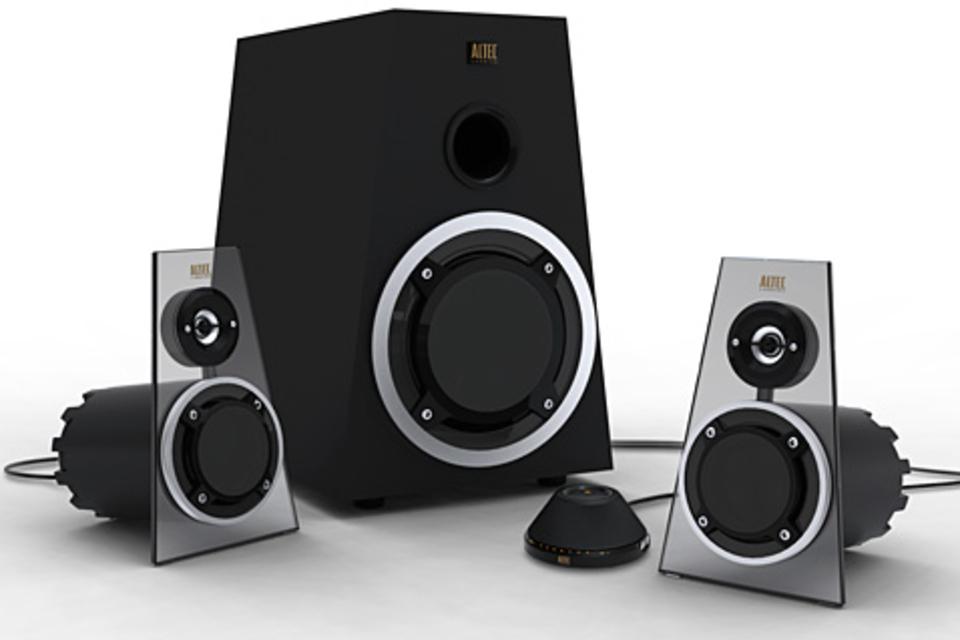 Altec Lansing Expressionist Ultra Speakers