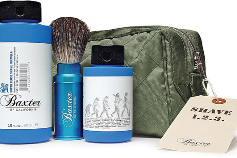 Baxter of California Shaving 1.2.3. Kit