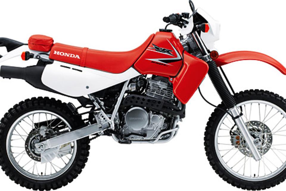 Honda XR650L Dual Sport Bike