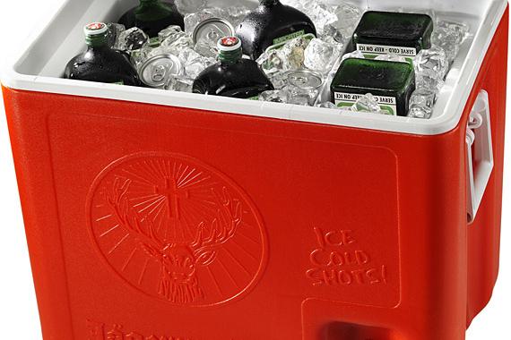 Jagermeister 6-Bottle Shot Cooler