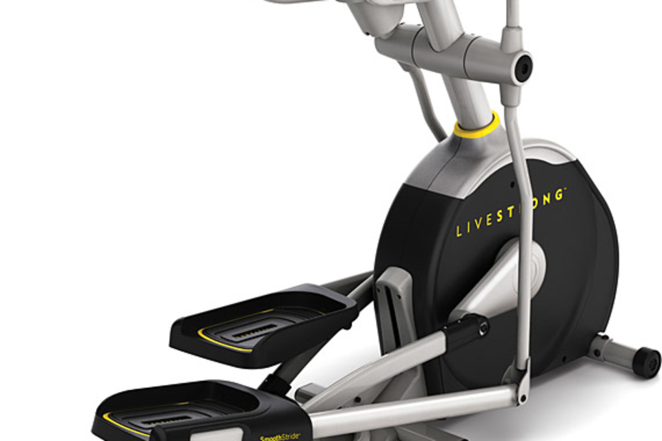 Livestrong Fitness Equipment