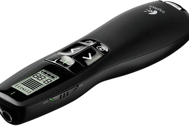 Logitech Presenter Remotes