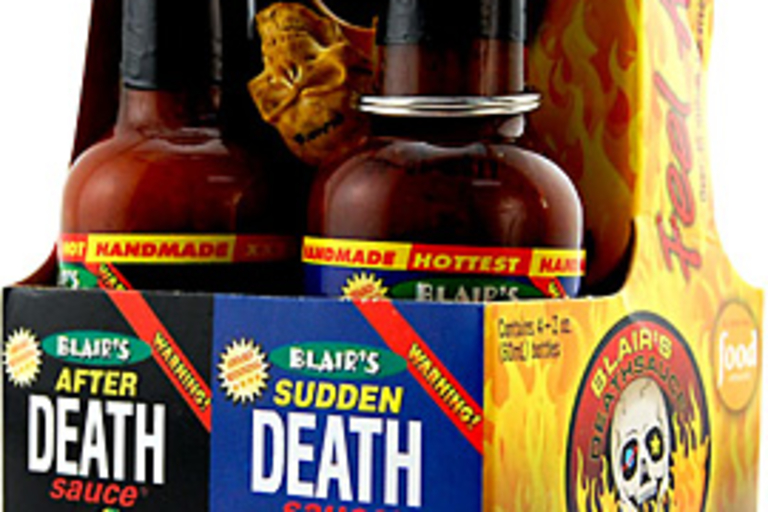 Blair's Death Hot Sauce