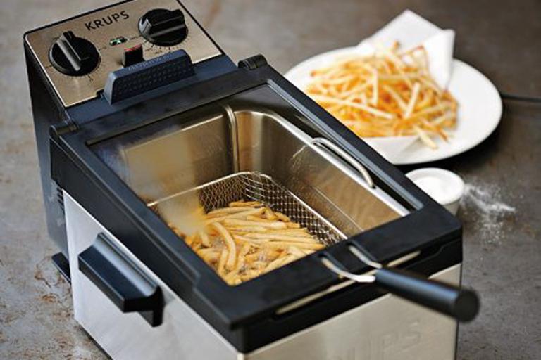 Krups High Performance Deep Fryer
