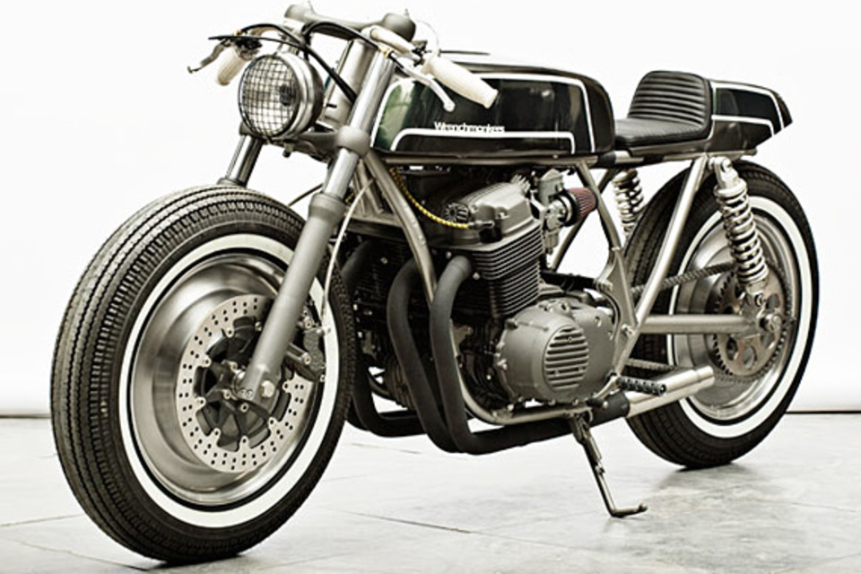 Wrench Monkees Custom Motorcycles