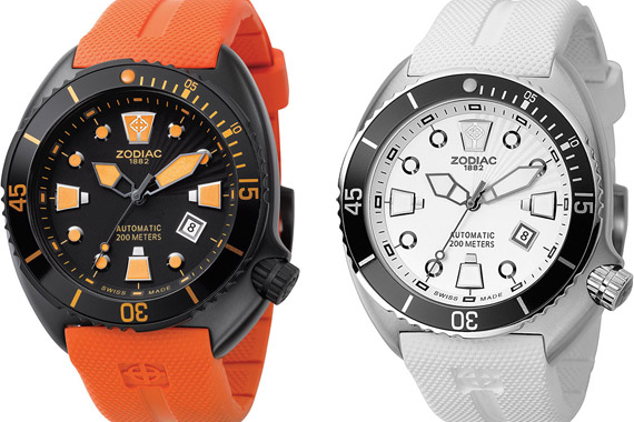 Zodiac Oceanaire Watch