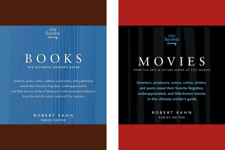 City Secrets Books & Movies