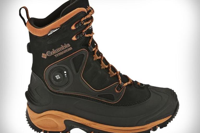 Columbia Bugathermo Boots