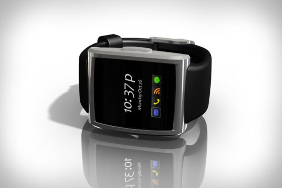 InPulse Blackberry Smartwatch