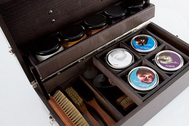 Paul Smith Shoe Care Kit