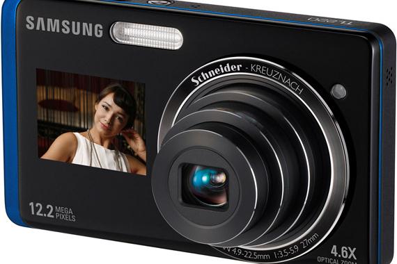 Samsung DualView Camera