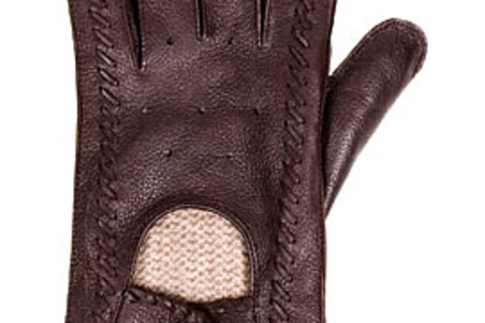 Steve Alan Two-in-One Drivers Glove