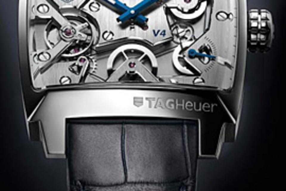 Tag Heuer Monaco V4 Limited Edition