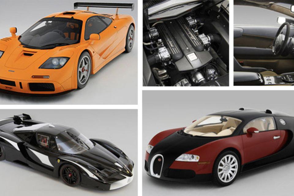 Amalgam Fine Model Cars