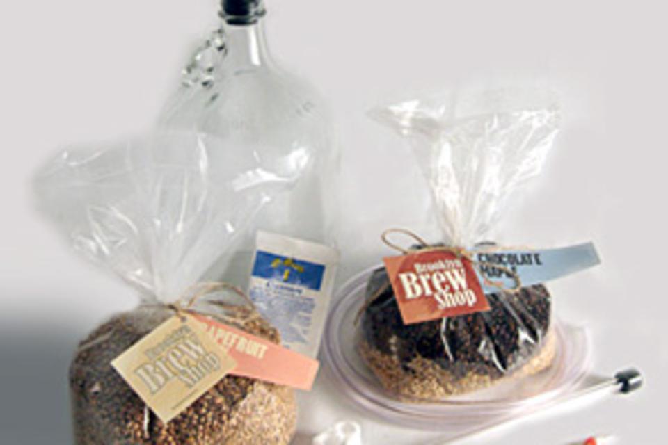 Brooklyn Brew Shop Kits