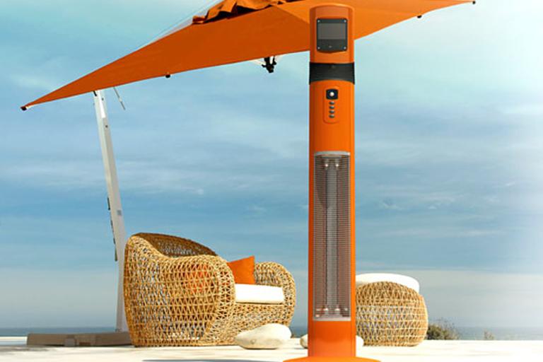 Chillchaser Poseidon Patio Heater