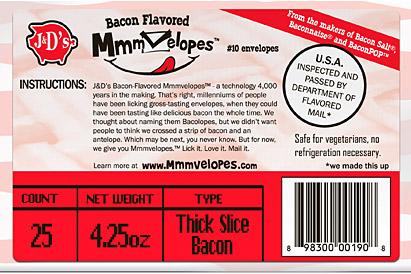 Mmmvelopes