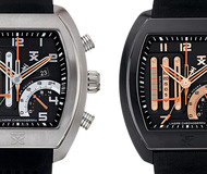 TX Linear Duo Watch