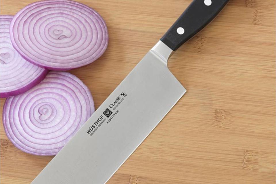 Wusthof Classic Nakiri Knife