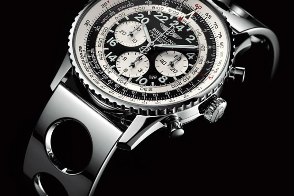 Breitling Cosmonaute Chronograph Watch