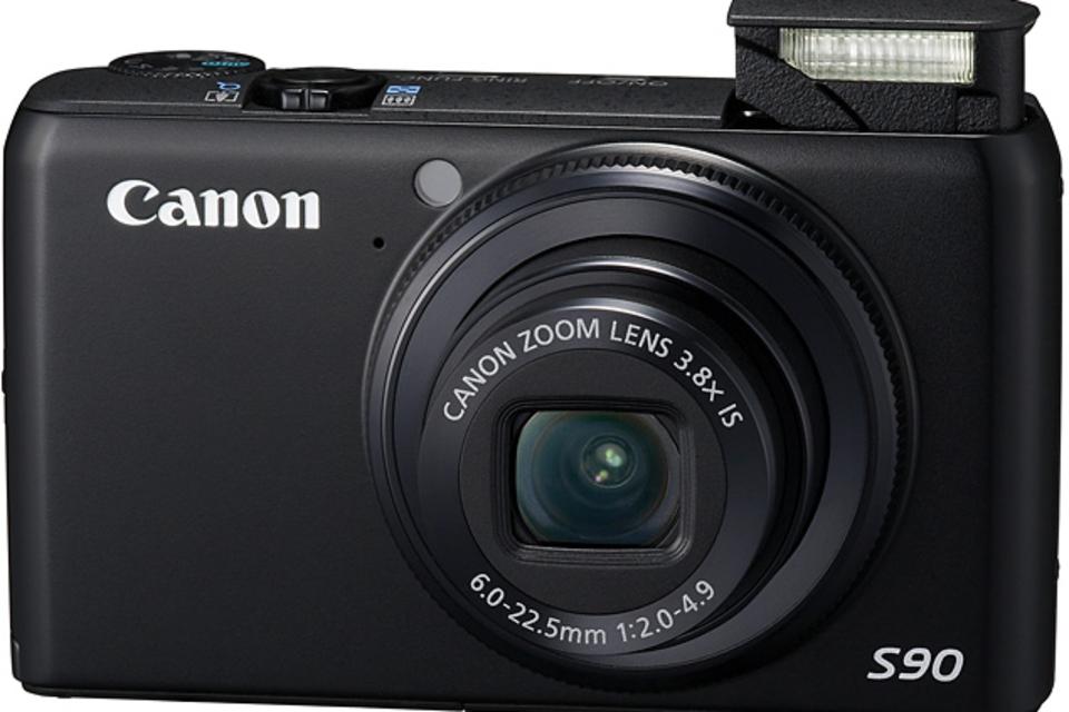 Canon PowerShot S90
