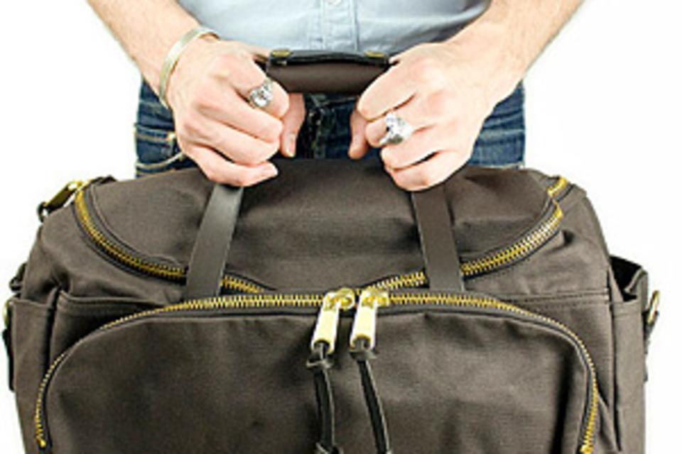 Filson Sportman's Bag