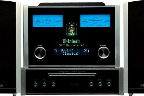 McIntosh MXA60 Integrated Audio System