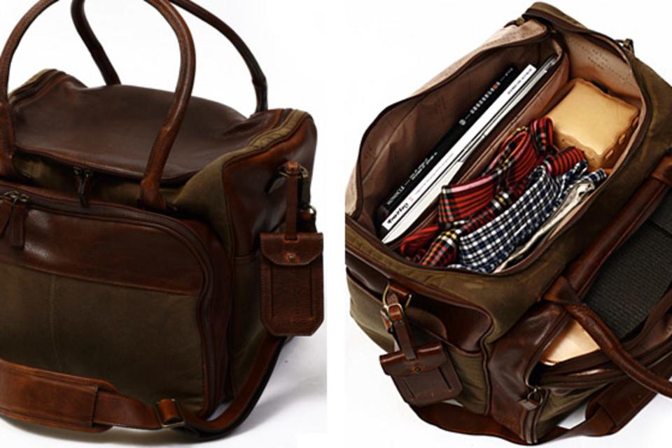 Moore & Giles Meehan Utility Bag