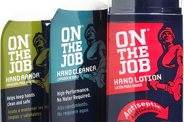 On The Job Hand Regimen