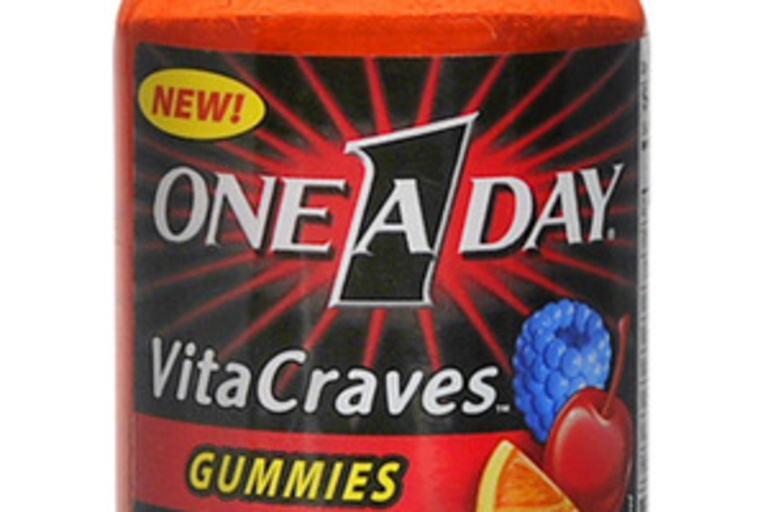 One-A-Day VitaCraves