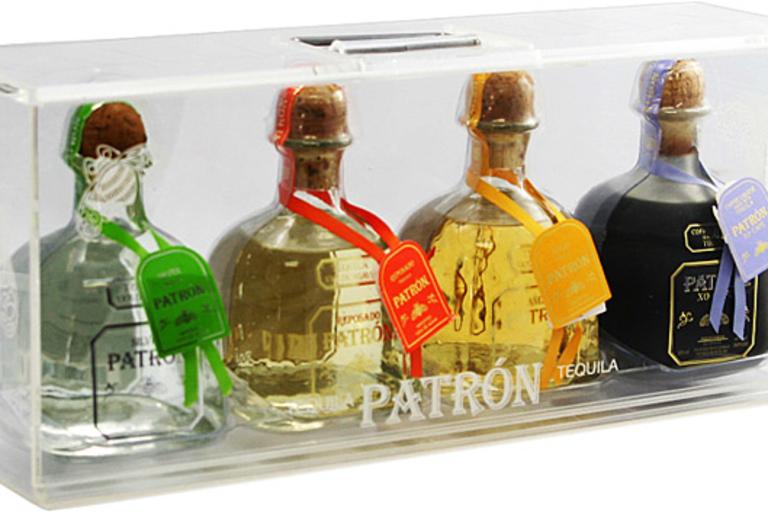Patrón 4-Bottle Gift Set