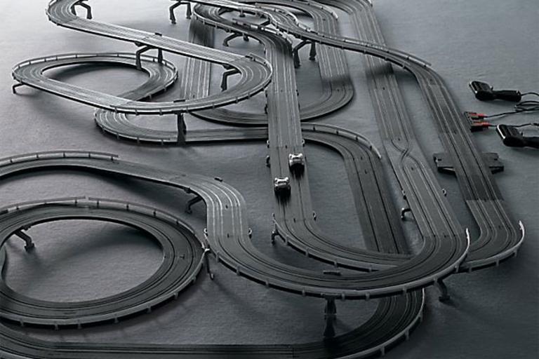 Shelby Slot Car Race Track
