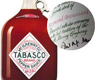 Tabasco Personalized Gallon Jugs