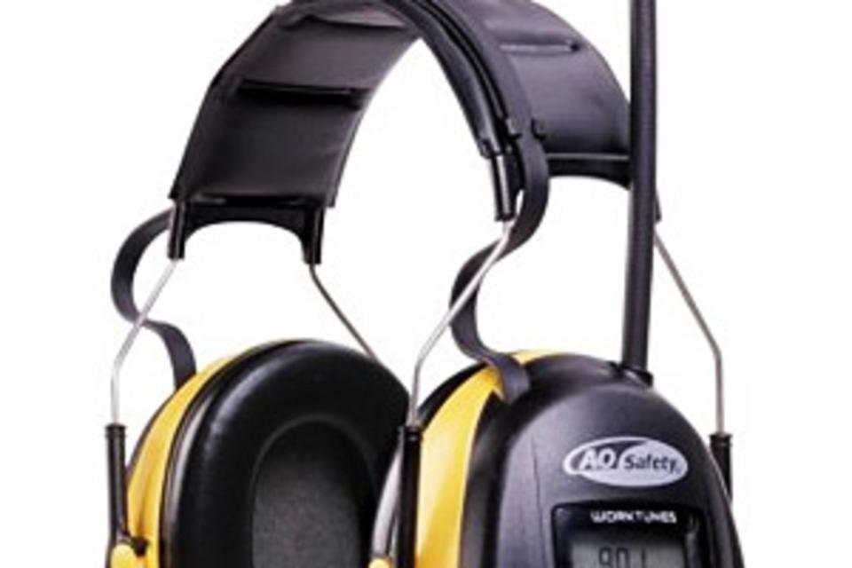 WorkTunes Hearing Protector
