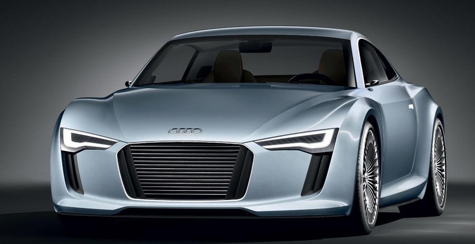 Audi E Tron Uncrate