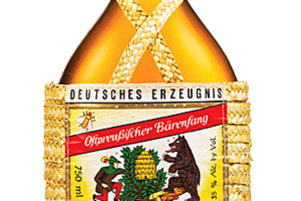 Bärenjäger Honey Liqueur