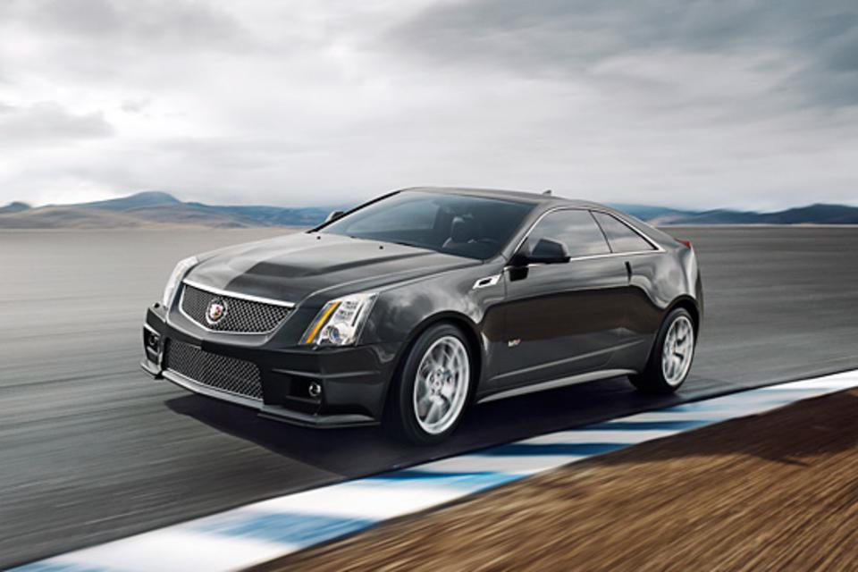 Cadillac 2011 CTS-V Coupe