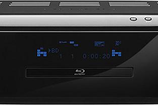 Denon S-5BD Blu-ray Player/Receiver