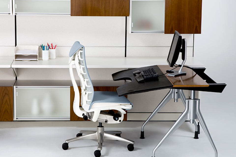 Herman Miller Envelop Desk