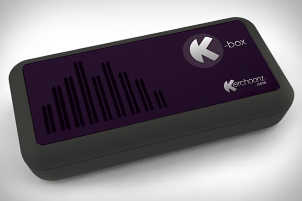 Kerchoonz K-Box Speaker