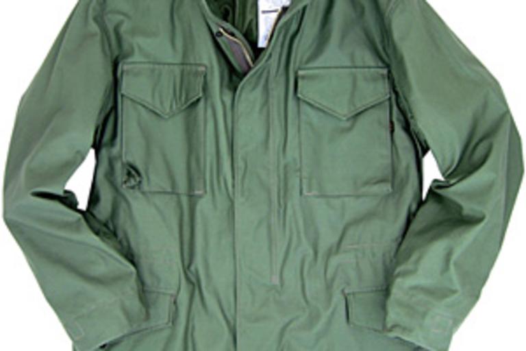 M-65 Field Coat
